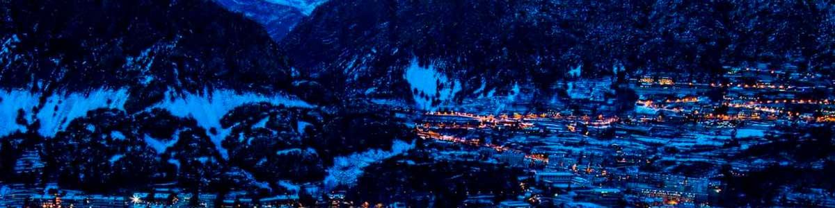 Alquiler de Gradas en Andorra